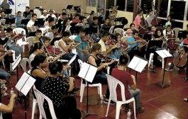 Orquesta de niños del Trifinio inicia temporada de conciertos