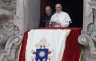 """El Papa: no podemos usar """"photoshop"""" con la realidad ni con nosotros mismos"""