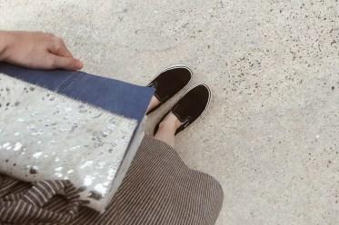 Van een jeansbroek tot een tas
