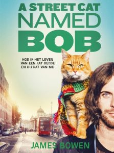 A streetcat named Bob