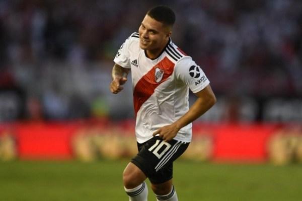 River Plate viaja para enfrentar a Nacional con Quintero y Casco recuperados