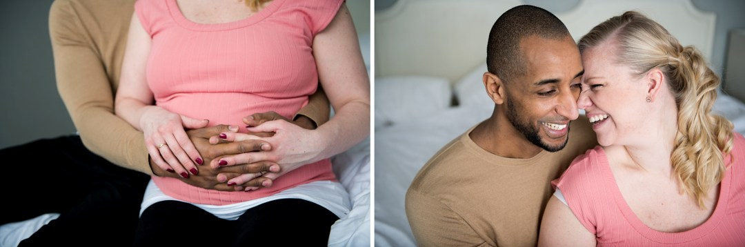 Gravidfotografering i Stockholm