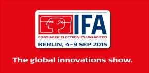 Feria de tecnología en Berlin 2015