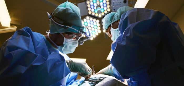 Médicos españoles.