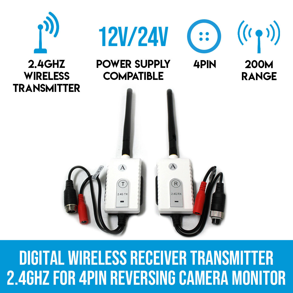 Wireless Home Security System Outdoor