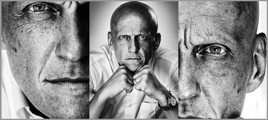 Ritratto Fotografico Pierluigi Collina