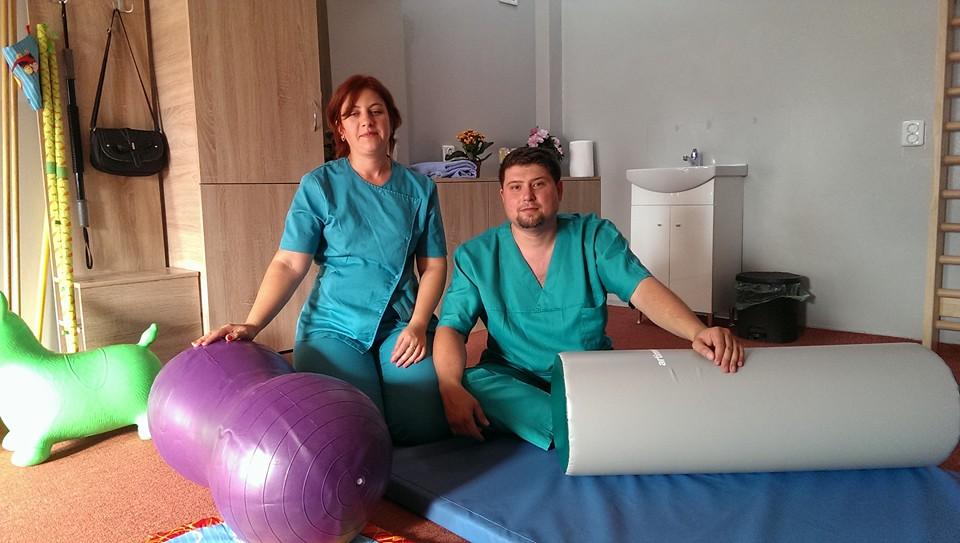 echipa kinetoterapie clinica anastasia