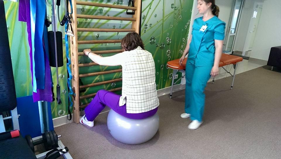 exercitii de kinetoterapie