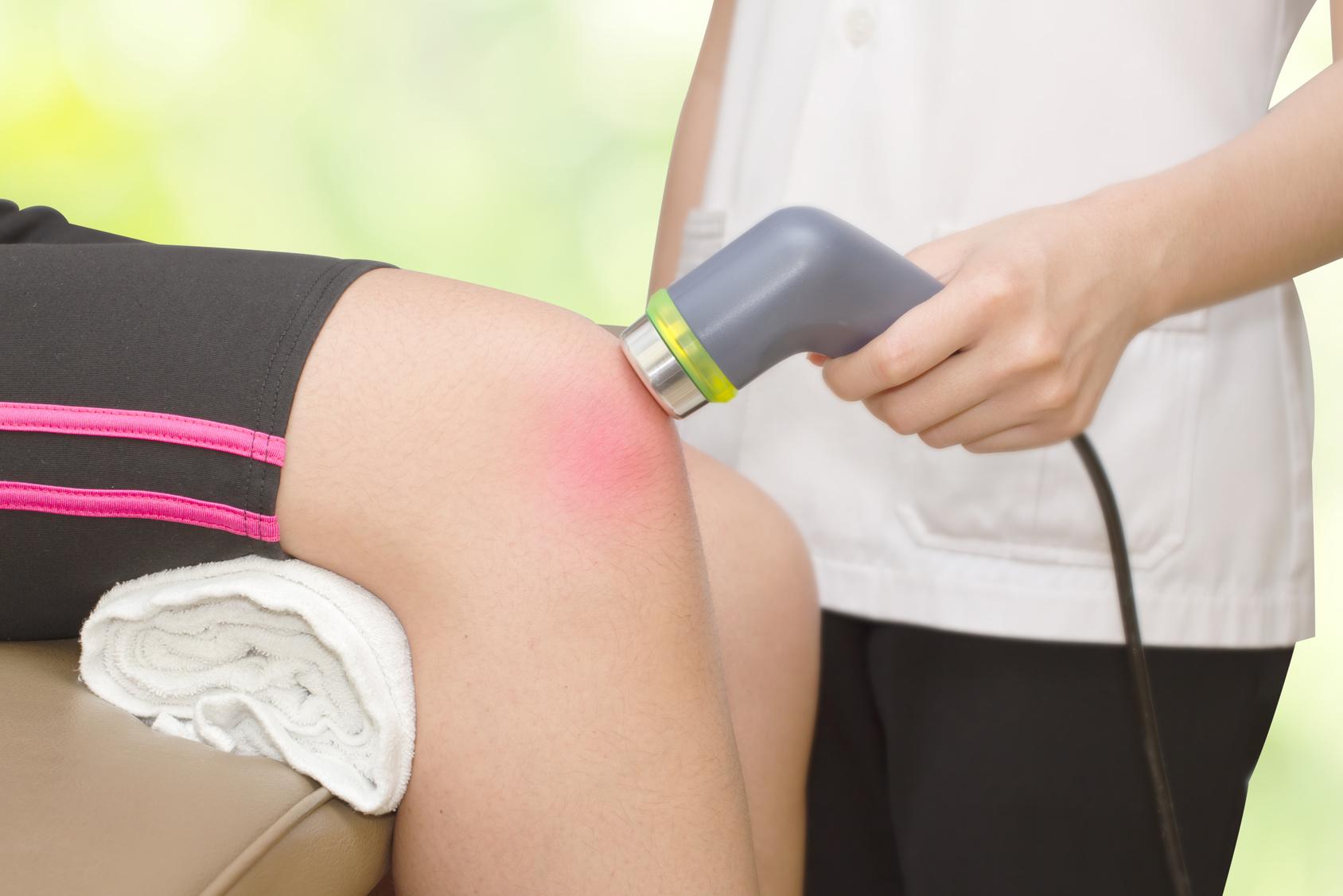ultrasunet genunchi
