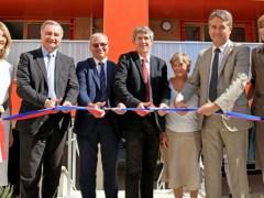 e groupe SNI est le 1er acteur à Toulouse à réaliser une opération de 23 logements sociaux avec une très forte ambition de performance énergétique. La résidence est classée BBC Effinergie +, certifiée Habitat et environnement profil A et label Biosourcé niveau 3 par Cerqual. Cette opération utilise des matériaux biosourcés pour l'isolation. C'est la parfaite illustration d'un partenariat fructueux entre les collectivités locales, l'ADEME et le groupe SNI.