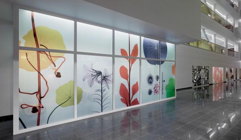 BOIC, Sahlgrenska Universitetssjukhuset konstnär Elisabeth Henriksson
