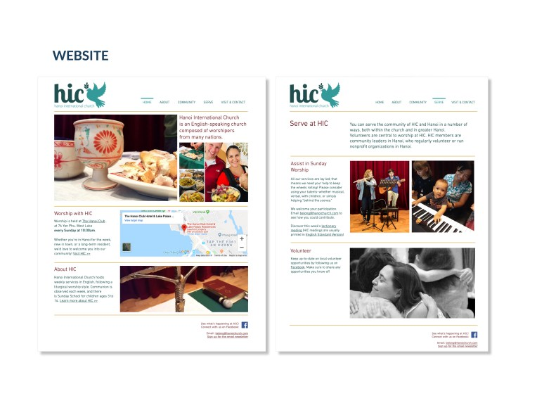 HIC Website