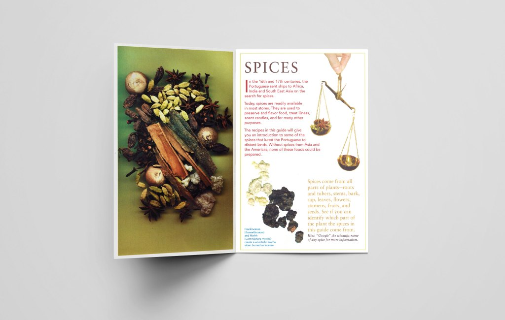 The Lure of Spices Recipe Sampler