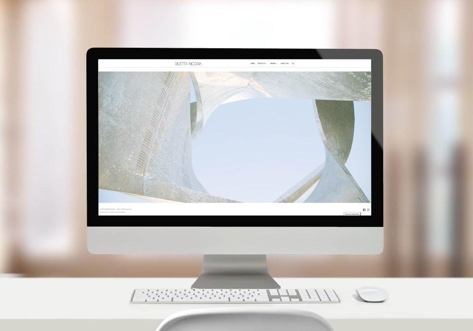 Diletta nicosia desk website