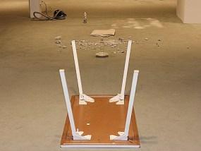 Ungewohnt, Performance, 2011 (Foto: Axel Schubert)