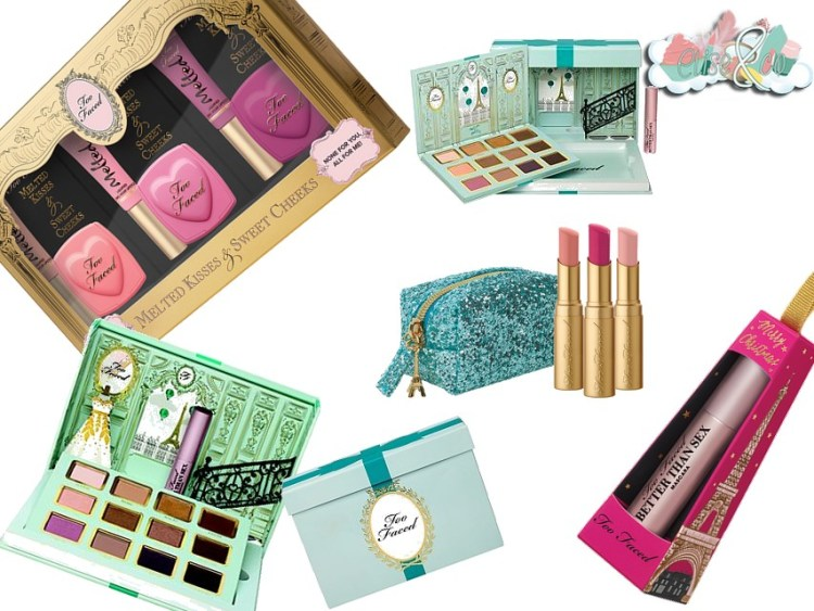 Collection de Noel Too faced Elise&Co