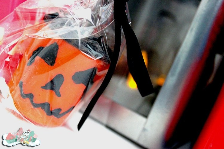 Chez Kelina créations - Bougies Halloween brioche- EliseandCO