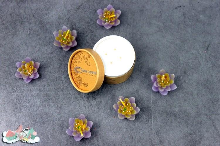 Unboxing Couleur Caramel - Poudre libre 2 - Blog Eliseandco