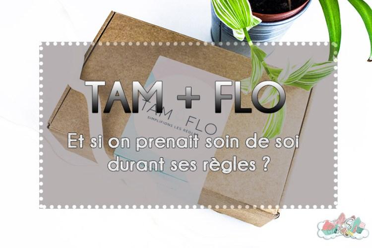 Tam Flo Box de Mars - Unboxing Revue