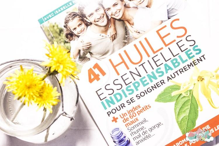 BlogBox de Pharmashopi - 41 huiles essentiels - Elise&Co