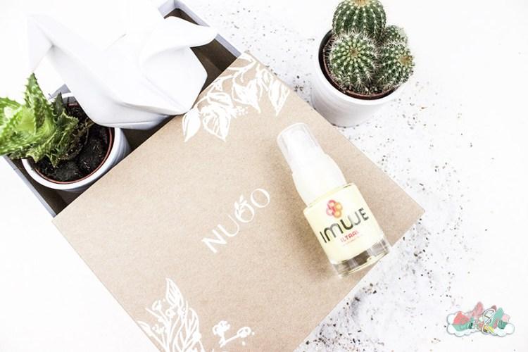 Découverte Nuoo Box - Crème visage - Imwe - Elise&Co