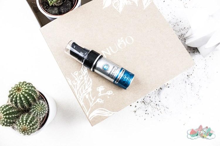 Découverte Nuoo Box Gel contour des yeux -PHB Ethical Beauty - Elise&Co