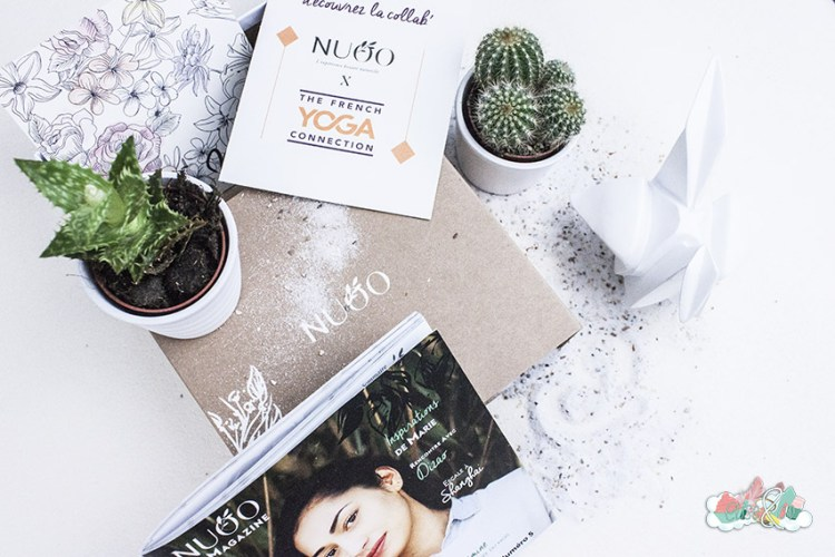Découverte Nuoo Box magazine - Elise&Co