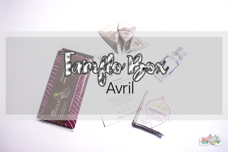 TamFlo Box Avril - Revue Elise&Co