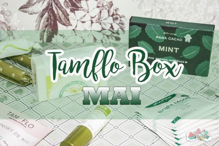 Tam Flo Box de Mai - Revue - Elise&Co