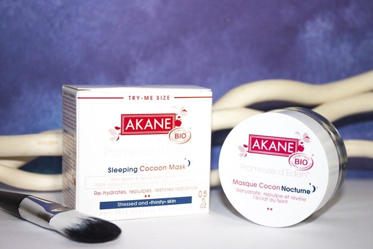 masque de nuit bio-cocon-nocturne-akane-revue-eliseco