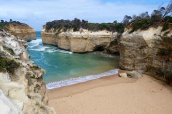 Lord Ard beach #2, aussi appelée Shipwreck beach car des naufragés s'y sont réfugiés au debut du 20è siècle