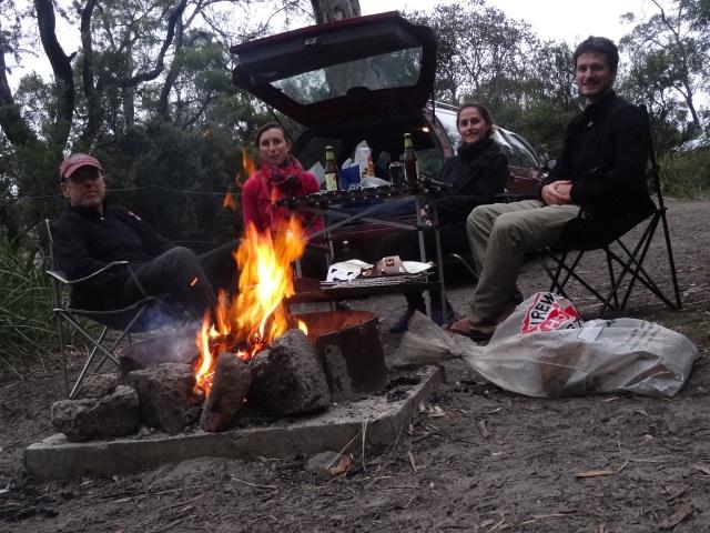 Barbecue à l'australienne