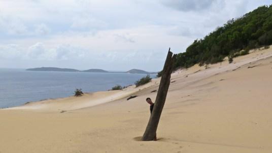 Dunes de Rainbow Beach