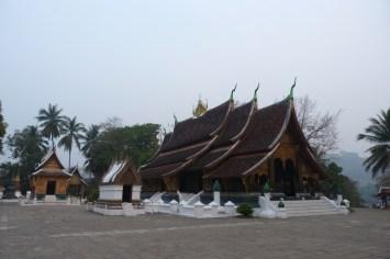 Wat Xieng Thong, le temple le plus riche de la ville