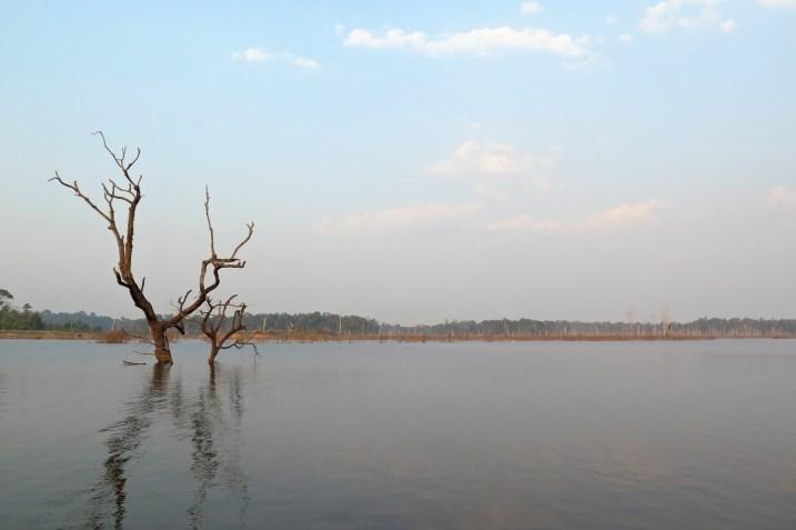 Thalang et son nouveau lac