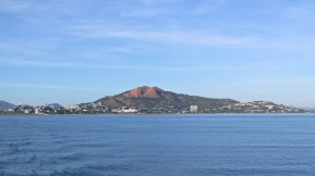 Townsville vu depuis Magnetic Island
