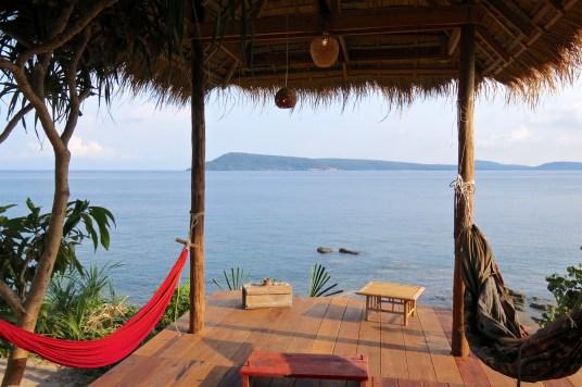DragonFly guesthouse Koh Rong Samloem Cambodge blog voyage 1