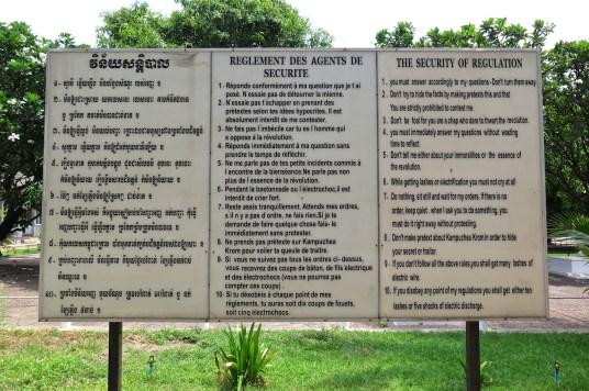 S21 Phnom Penh Cambodge blog voyage 19