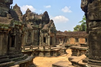 Banteay Samre Petit Angkor Angkor Cambodge blog voyage