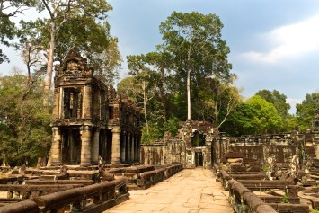 Preah Khan angkor cambodge blog voyage 23