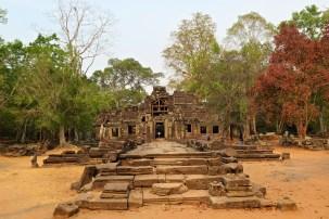 Banteay Khei angkor cambodge blog voyage 39