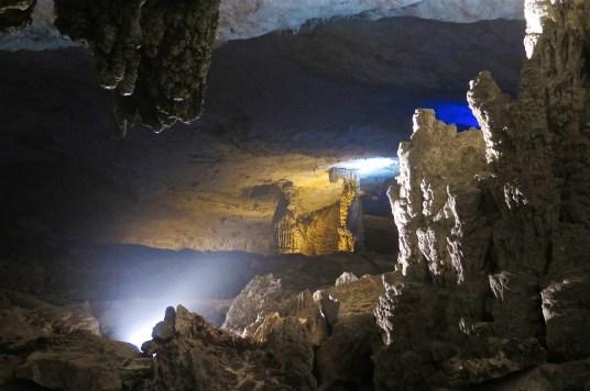 Grotte de Kong Lor, bilan du laos blog de voyage