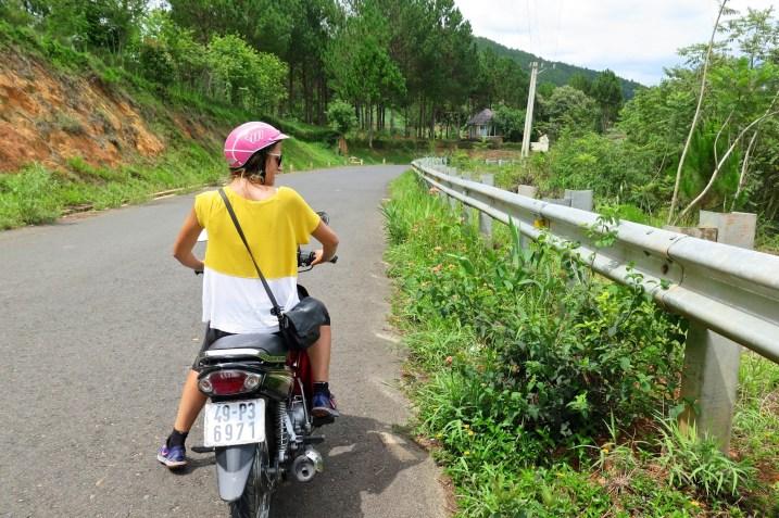 Scooter Dalat Bilan Vietnam blog voyage 2016 14