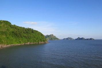 Pointe au Nord-Ouest Cat Ba Baie Halong Vietnam blog voyage 2016 13