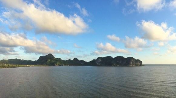 Baie Nord-Ouest Cat Ba Baie Halong Vietnam blog voyage 2016 15