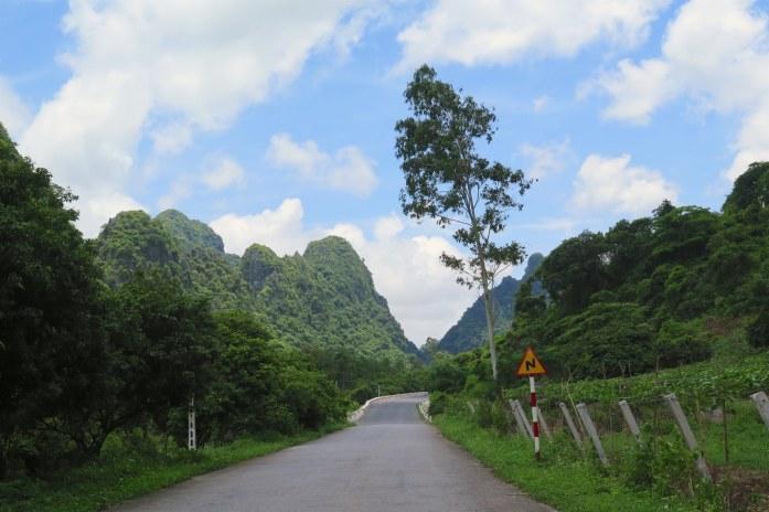 Route Cat Ba Baie Halong Vietnam blog voyage 2016 6