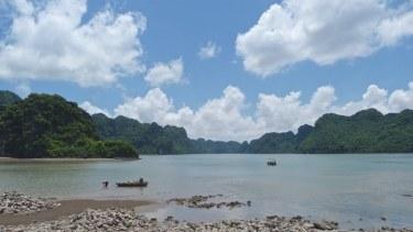 Baie Nord Cat Ba Baie Halong Vietnam blog voyage 2016 9