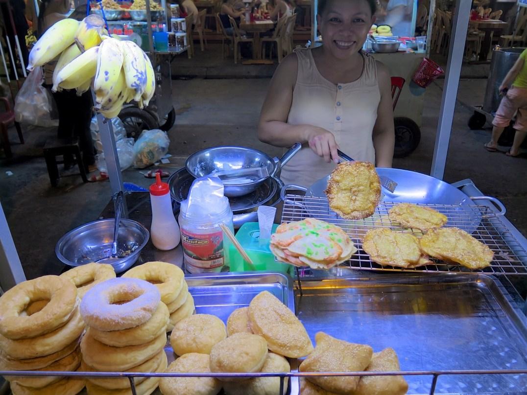 Beignets Hoi An Vietnam blog voyage 2016 19
