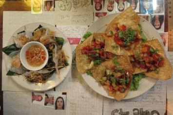 Cau Lao et roses blanches Hoi An Vietnam blog voyage 2016 3