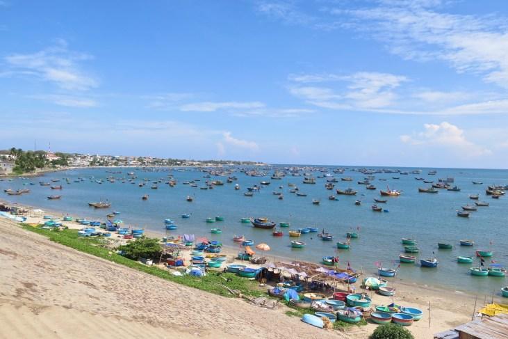 Port Mui Ne Vietnam blog voyage 2016 2